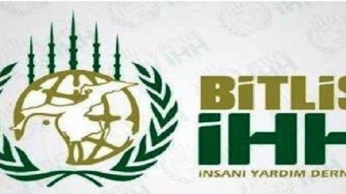 Bitlis İHH'dan 'Mavi Marmara' Açıklaması