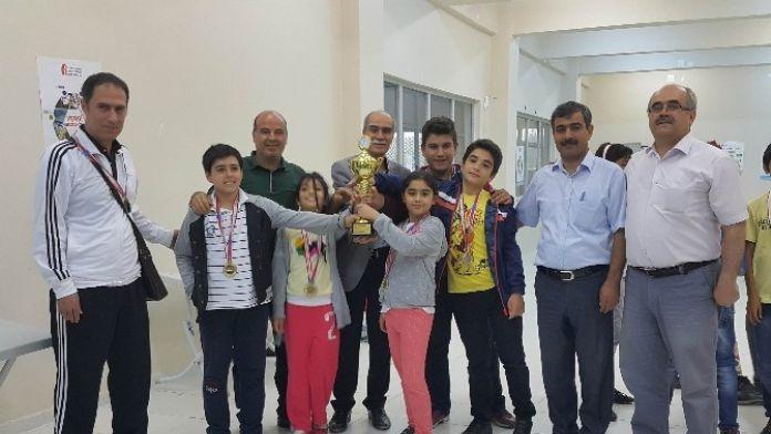 Kulüplerarası Satranç Lig Şampiyonası Sonuçlandı