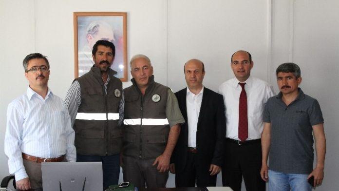 Van'da Fahri Av Müfettişliği Sınavı Yapıldı