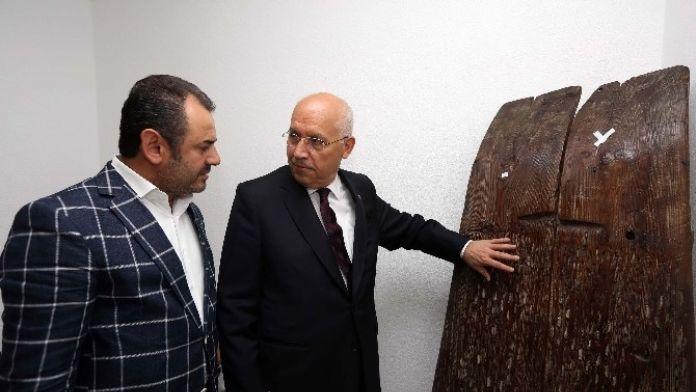 Başkan Yaşar Kolanlı Köyü Derneğini Açtı