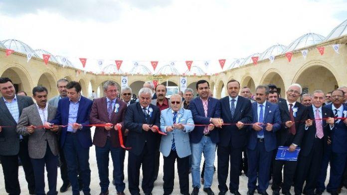 Şeyh Edebali Camii Ve Külliyesi Açılışı Yapıldı
