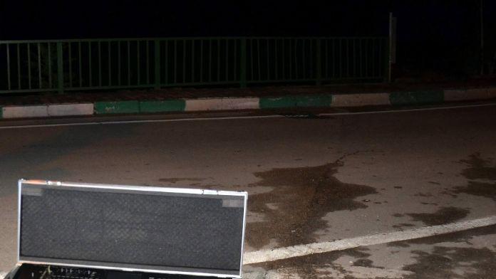 Bursa'da yolda 'org' paniği