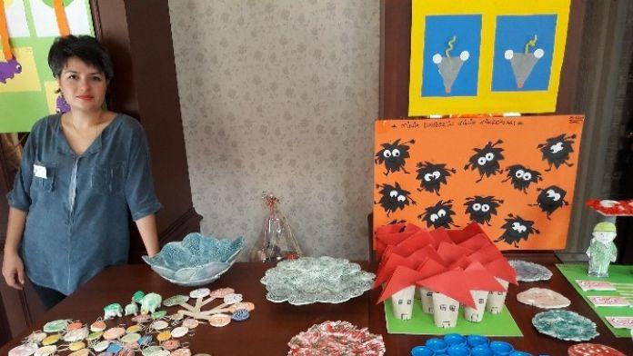 Sanatçı Soysal, Öğrencilerinin Yaptığı Çalışmaları 2. Kez Sergiledi