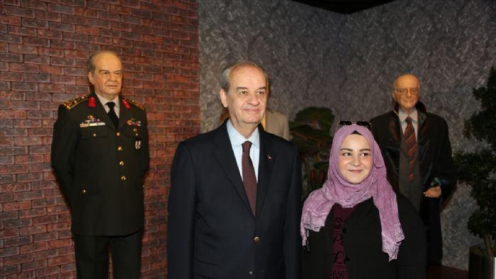 Eski Genelkurmay Başkanı Başbuğ, Eskişehir'de