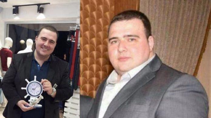 1 ayda 25 kilo verdi