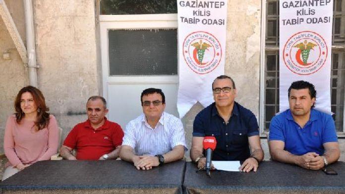 Gaziantep'te Doktorlar Ayağa Kalktı!