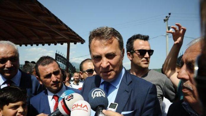 Beşiktaş Başkanı Orman'dan Gökhan Gönül açıklaması: 'Sözleşmesi devam ediyor'