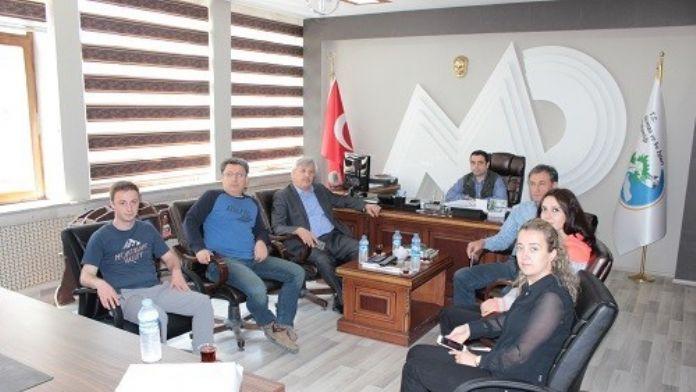 Bölge Müdürü Başyiğit, Kastamonu'yu Ziyaret Etti