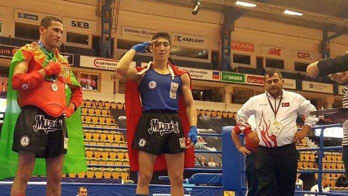 Yıldırım Oğuz dünya şampiyonu