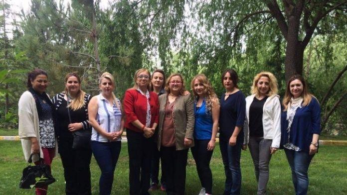 Rektör Kılıç Türk Kadınlar Birliği'nin 'Ramazanı Karşılama' Davetine Katıldı