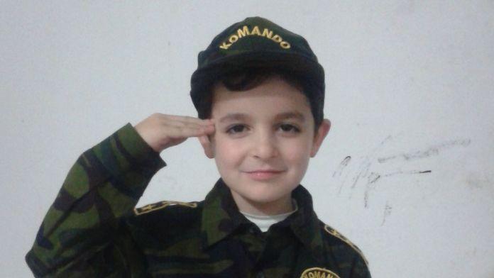 Suriyeli çocuk ortalıktan yok oldu