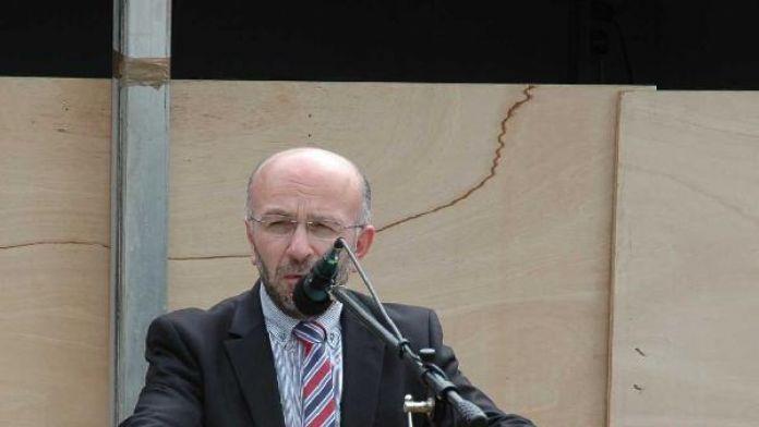 Yunis Hocaya veda programı düzenlendi