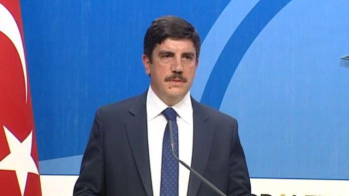 AK Parti MYK'da gündem terördü