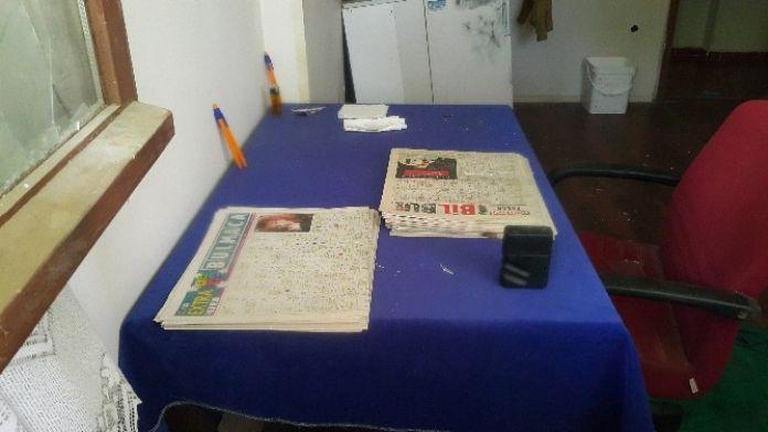 Tarih Öğretmenini De Öldüren Seri Katilin Kaldığı Odası Görüntülendi