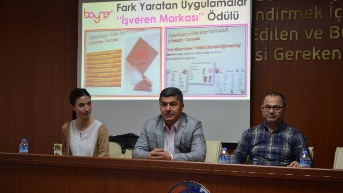 Bafra TSO'dan Üyelerine 'İnsan Kaynakları Yönetimi' Eğitimi