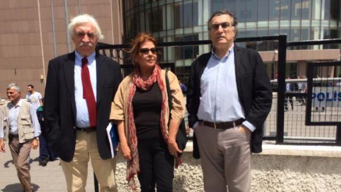 Cengiz Çandar, hakaret davasında ifade verdi