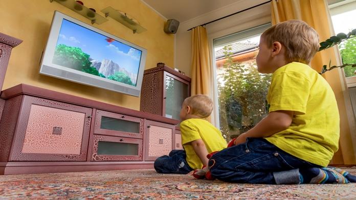 Televizyon Gençleri Tembelliğe Alıştırıyor