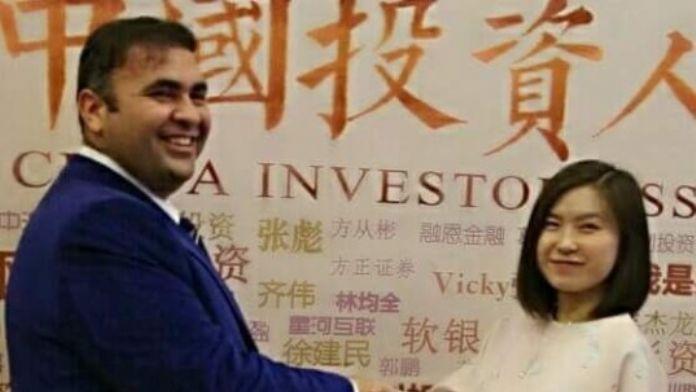 Çinli Yatırımcılara Konferans Renkli Görüntülere Sahne Oldu