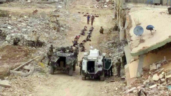 Şırnak ve Nusaybin'de 975 terörist etkisiz hale getirildi