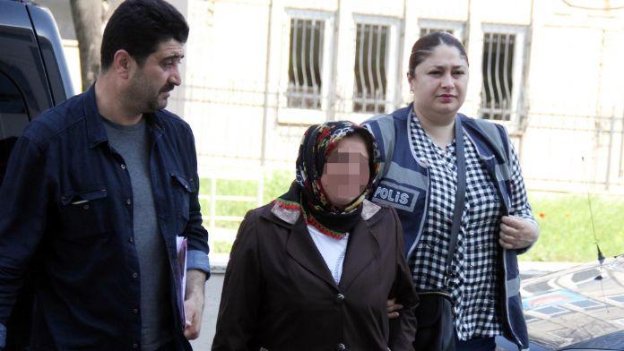 Boşandığı kocasını yaralayan kadın serbest