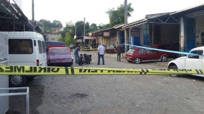 Polis, Tartıştığı Kaportacının Çırağını Yaraladı