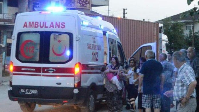 Otomobilin çarpıp kaçtığı çocuk yaralandı