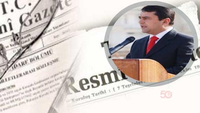 Nevşehir Valiliğine İlhami Aktaş Atandı