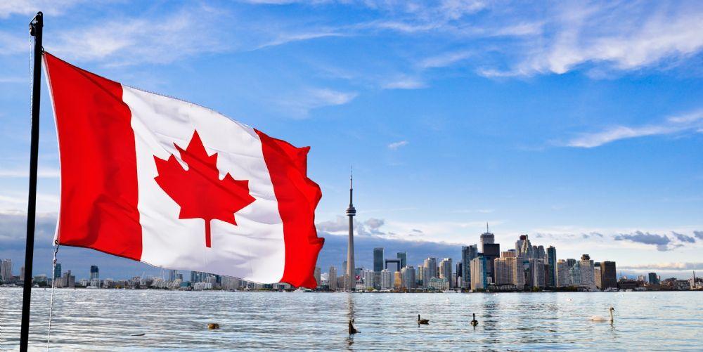 Kanada da  Karıştı