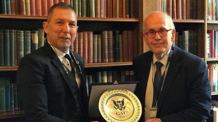 Amerikan Türk İş Geliştirme Konseyi'nden, Akpınar'a Kutlama
