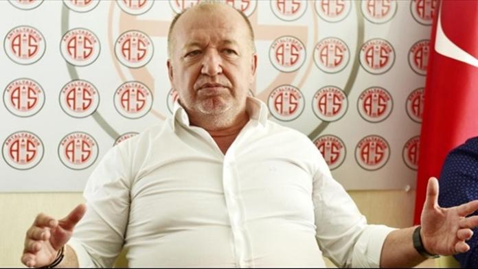 Antalyaspor Başkanı Gencer aday olmayacağını açıkladı