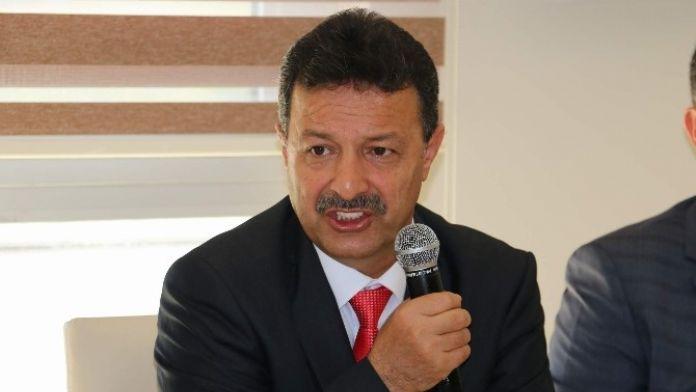 SİÜ Rektörü Erman Adaylığını Açıkladı