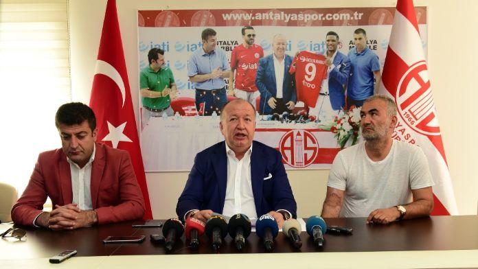 Antalyaspor'dan genel kurul kararı: Bıktık !