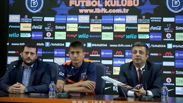 Medipol Başakşehir'den Çifte Transfer Yapıldı