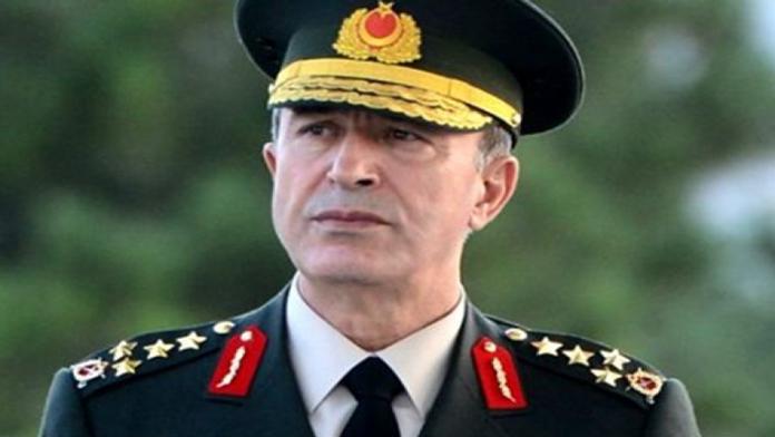 Genelkurmay Başkanı Orgeneral Akar, Konya'da O Tatbikatı İzledi