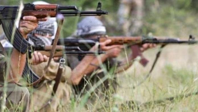 Teröristler, Beytüşşebap'ta Jandarma Karakolunu Hedef Aldı