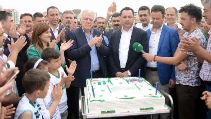 Türk-Metal Sendikası'ndan Bursaspor'a kuruluş ziyareti