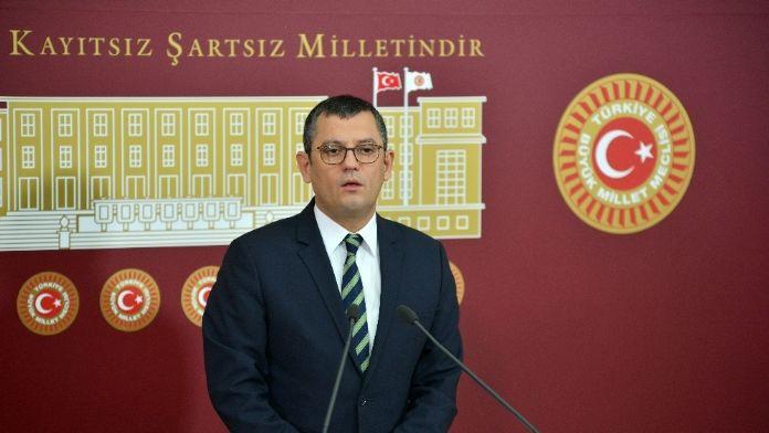 CHP'li Özel halkı 'direniş'e çağırdı