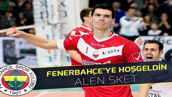 Sloven oyuncu Fenerbahçe'de