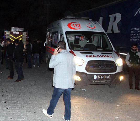 Pülümür'de bomba yüklü araçla saldırı