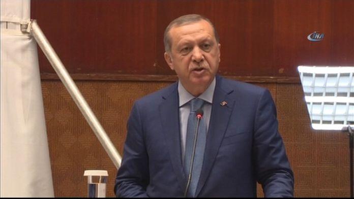 Cumhurbaşkanı Erdoğan Türkiye Uganda İş Formu'nda konuştu