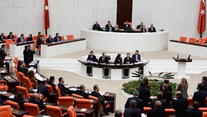 Meclis Genel Kurulu'nda komisyonlara üye atandı