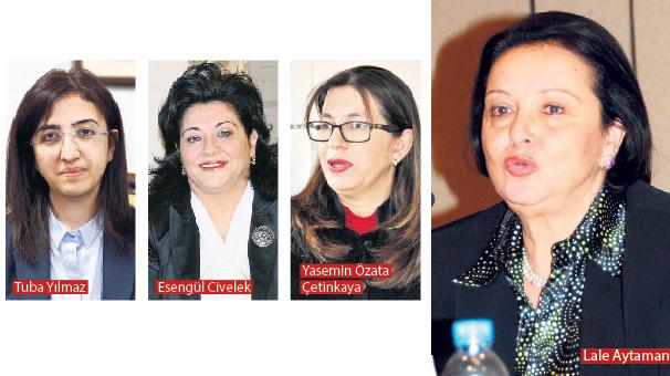 3 Kadın Vali'ye 3 Yeni Görev Yeri