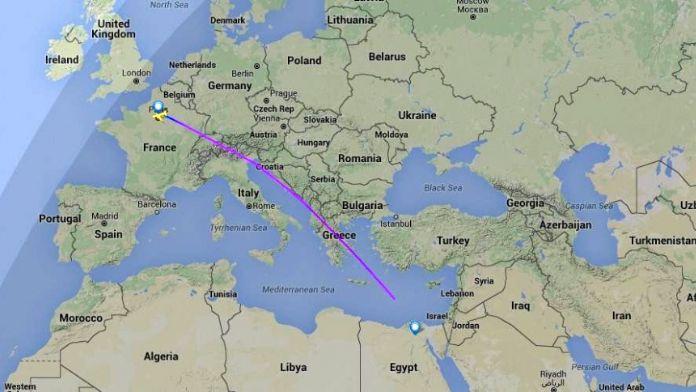 Kayıp Uçaktan Sinyal Almayı Başardılar