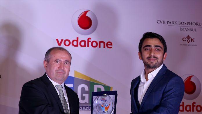 EGD 'Ekonomi Basını Başarı Ödülleri' töreni