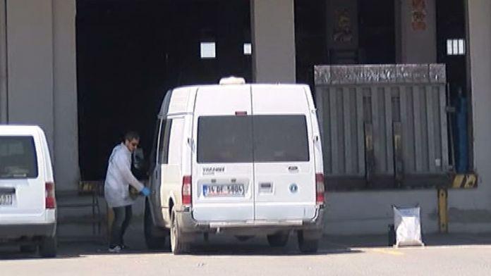 Seri katilin kiraladığı depoya ulaşıldı