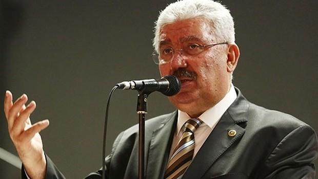 MHP'li Yalçın Sert Konuştu