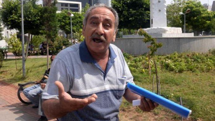 Cumhurbaşkanına hakaretten mahkum olan Mersinli çiftçinin cezası ertelendi