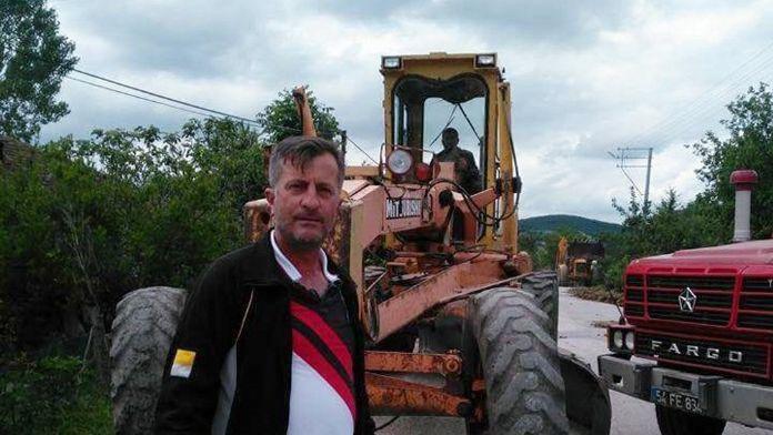 Taş Ocağında Çalışan Bir İşçi, Kayaların Altında Kalarak Can Verdi