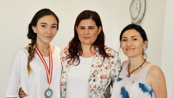 Aydın'ın Gururu Elfim'den Başkan Çerçioğlu'na Ziyaret