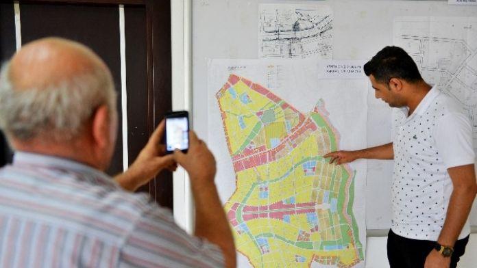 Muratpaşa'da Kırcami Planı Askıya Çıktı